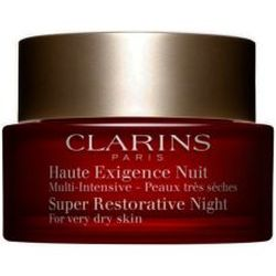 Clarins Super Restorative Night Cream for Very Dry Skin 50 ml / 1.6 oz Very Dry Skin