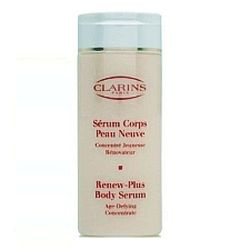 Clarins Renew Plus Body Serum 200 ml / 6.8 oz