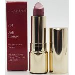 Clarins Joli Rouge Long-Wearing Moisturizing Lipstick 731 Rose Berry