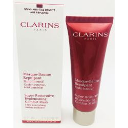 Clarins Super Restorative Replenishing Comfort Mask at CosmeticAmerica
