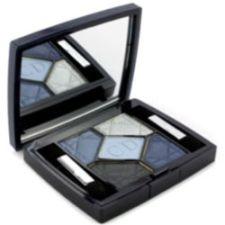 Christian Dior 5 Colour Eyeshadow Bleu de Paris 254 0.21 oz / 6 g