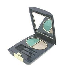 Christian Dior 2 Color Eyeshadow - No. 325 Diorlagoon 2.3g/0.08oz