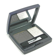 Christian Dior 2 Color Eyeshadow (Matte and Shiny) # 065 Black Out Look 4.5g / 0.15oz