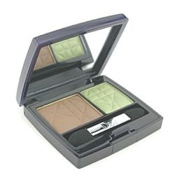 Christian Dior 2 Color Eyeshadow (Matte and Shiny) # 375 Tropical Look 4.5g / 0.15oz