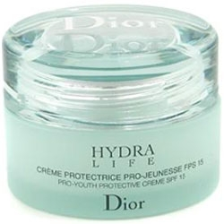 Christian Dior Hydra Life Pro-Youth Protective Creme SPF 15 50 ml / 1.7 oz Normal to Dry Skin