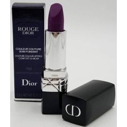 Christian Dior Rouge Dior Couture Color Lipstick # 789 Superstitious Matte