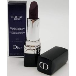 Christian Dior Rouge Dior Couture Color Lipstick # 962 Poison Matte at CosmeticAmerica
