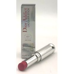 Christian Dior Addict Lacquer Stick 677 Indie Rose 0.11 oz