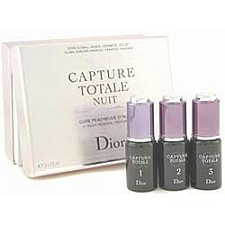 Christian Dior Capture Totale Nuit 21 Night Renewal Treatment 3 x 10 ml