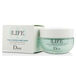 Christian Dior Hydra Life Fresh Hydration Sorbet Crème 1.7 oz / 50 ml