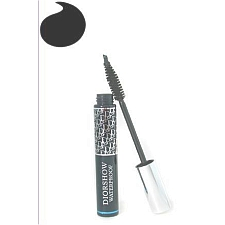 Christian Dior Diorshow Mascara Waterproof Buildable Volume # 090 Catwalk Black 11.5ml/0.38oz