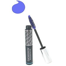 Christian Dior Diorshow Mascara Waterproof # 258 Azure Blue 11.5ml/0.38oz
