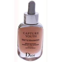 Christian Dior Capture Youth Matte Maximizer Age Delay Mattifying Serum 1oz