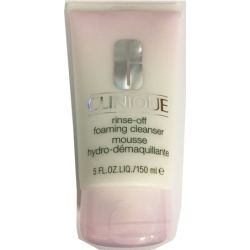 Clinique Rinse Off Foaming Cleanser 5oz