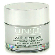 Clinique Youth Surge Night for Dry Combination Skin 1.7 oz / 50 ml Dry Combination Skin