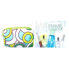 Clinique Green Makeup Travel 7 Pieces Set 7 Piece Gift Set