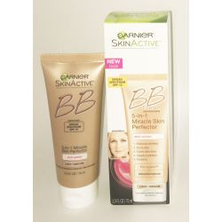 Garnier SkinActive 5-in-1 Miracle Skin Perfector BB Cream Anti-Aging at CosmeticAmerica