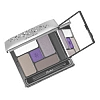 Guerlain Ecrin 6 Couleurs Eyeshadows 68 Champs Elysees One Size