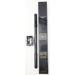 Guerlain The Eye Pencil 01 Black Jack Water-Resistant at CosmeticAmerica