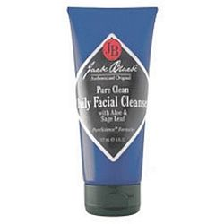 Jack Black Pure Clean Daily Facial Cleanser 6oz / 177ml