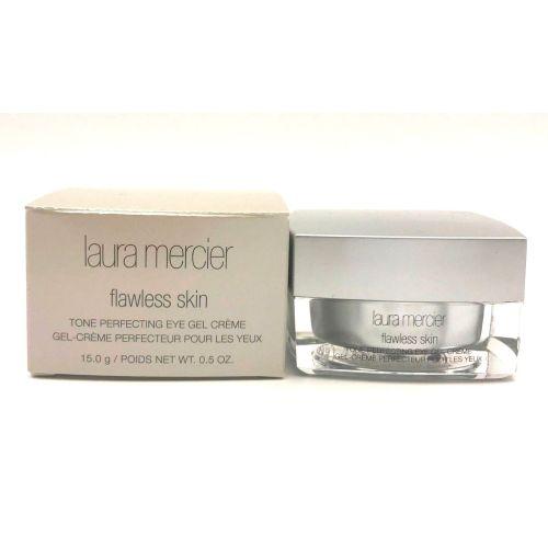 Laura Mercier flawless skin Tone Perfecting Eye Gel Creme 0 5 oz / 15 g