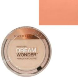 Maybelline Dream Wonder Powder Medium Buff 80 Medium Buff 0.19 oz  (contains 60% less Talc)