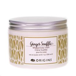 Origins Ginger Souffle Whipped Body Cream 6.7 oz