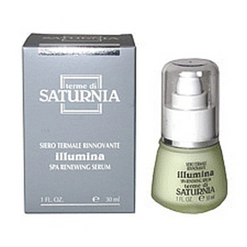SATURNIA Illumina Spa renewing serum 30ml/1oz