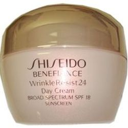 Shiseido Benefiance WrinkleResist24 Day Cream SPF 18 50 ml / 1.8 oz