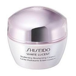 Shiseido White Lucent Brightening Moisturizing Cream w 1.7 oz / 50ml