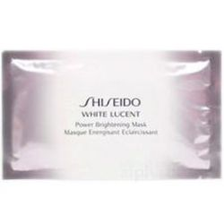 Shiseido White Lucent Power Brightening Mask 6 Sheets (6 x 0.91oz)