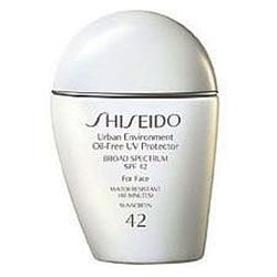 Shiseido Urban Environment Oil Free UV Protector SPF 42 30 ml / 1 oz