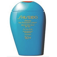 Shiseido Ultimate Sun Protection Lotion SPF 50 + 3.3 oz / 100 ml