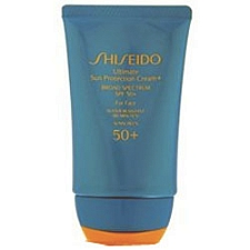 Shiseido Ultimate Sun Protection Cream SPF 50 + 50 ml / 2.1 oz