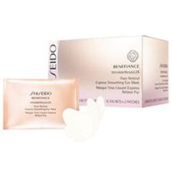 Shiseido Benefiance WrinkleResist24 Pure Retinol Express Smoothing Eye Mask 12 packettes x 2 sheets