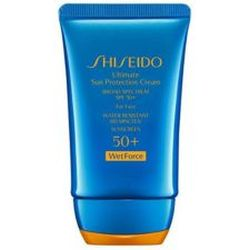 Shiseido Ultimate Sun Protection Cream SPF 50 Wet Force 50 ml / 2 oz
