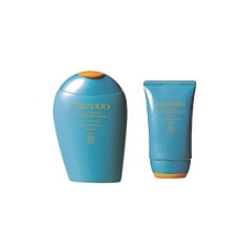 Shiseido Ultimate Sun Protection Cream N SPF 55 PA+++ , Shiseido Extra Smooth Sun Protection Lotion SPF 38 PA++ for Face/body 50ml / 2oz, 100ml / 3.3oz