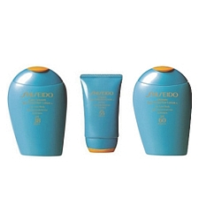 Shiseido Ultimate Sun Protection Cream N SPF 55 PA+++ , Shiseido Ultimate Sun Protection Lotion N SPF 60 PA +++ , Shiseido Extra Smooth Sun Protection Lotion SPF 38 PA++ for Face/body 50ml / 2oz , 100ml / 3.3 oz, 100 ml / 3.3 oz
