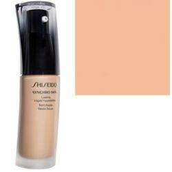Shiseido Synchro Skin Lasting Liquid Foundation Oil Free SPF 20 Neutral 1