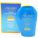 Shiseido Ultimate Sun Protection Lotion SPF 50+ Wet Force 100 ml / 3.3 oz