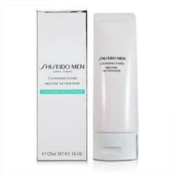 Skincare Shiseido Men Cleansing Foam 125 ml / 4.6 oz
