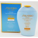 Shiseido Ultimate Sun Protection Lotion SPF 50+ WetForce Sensitive Skin & Children 100 ml / 3.3 oz