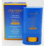Shiseido Clear Stick UV Protector SPF 50+ WetForce