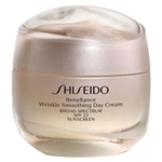 Shiseido Benefiance Wrinkle Smoothing Day Cream SPF 23 1.8 oz / 50 ml