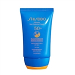 Shiseido Ultimate Sun Protector Cream SPF 50+ Wet Force x Heat Force 2oz