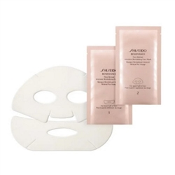 Shiseido Benefiance Pure Retinol Intensive Revitalizing Face Mask 4 Packetts / 4 Sachets