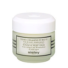 Sisley Botanical Night Cream with Collagen & Woodmallow