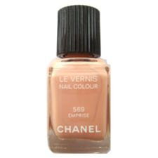 Chanel Nail Colour 569 Emprise (NEW/Unbox, no outer cap) 13 ml / 0.4 oz (NEW/Unbox, no outer cap)
