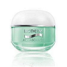 Biotherm Aquasource 24h Deep Hydration Replenishing Gel - For Normal to Combination Skin (Green) 1.7oz/50ml
