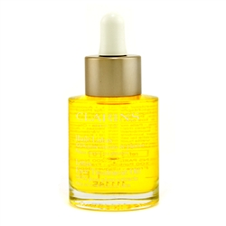 Clarins Face Treatment Oil Huile LOTUS Combination Skin Prone to Oiliness 30ml/1oz